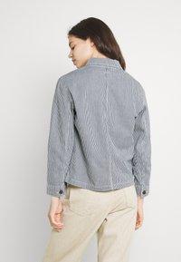 Lee - WORKER JACKET - Denim jacket - dark blue - 2
