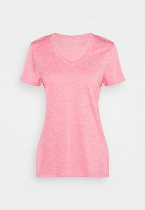 TECH TWIST - Basic T-shirt - pink lemonade