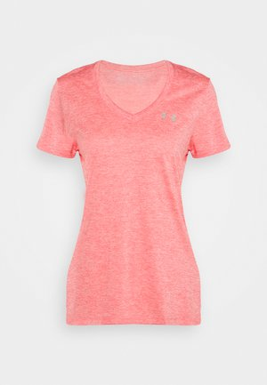 TECH TWIST - Basic T-shirt - pink lemonade