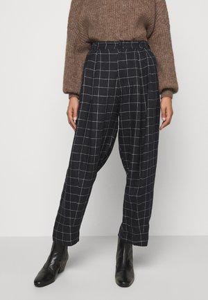 LOVE SONG PANTS - Kangashousut - dark grey