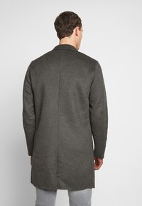 Jack & Jones PREMIUM - JPRFLOW  - Short coat - light grey melange - 2