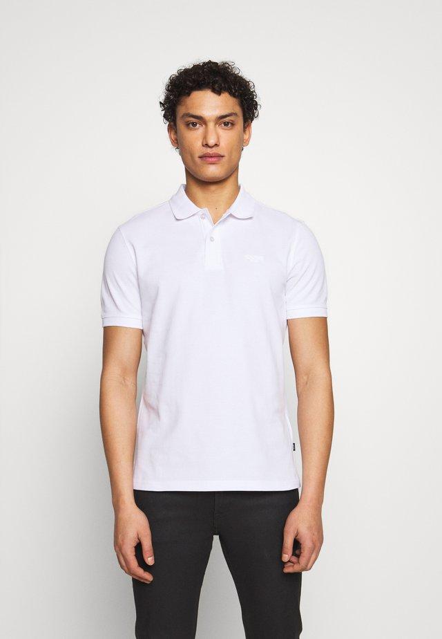 BEEKE - Poloshirt - white