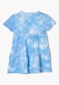 s.Oliver - Jersey dress - light blue - 1