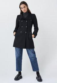 Salsa - Short coat - noir - 1
