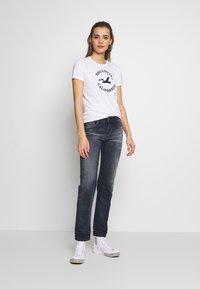 Diesel - RIFTY - Straight leg jeans - indigo - 1