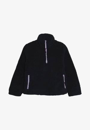 IRELAND SHERPA - Fleece jumper - navy