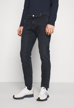 SLIM - Slim fit jeans - midnight extra dark blue