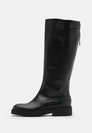 THELMA HIGH BOOT - Stiefel - black
