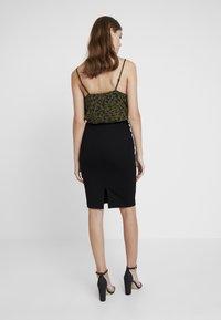 Modström - TANNY SKIRT - Pencil skirt - black - 2