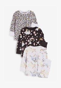 Next - 3 PACK - Pyjama set - multi-coloured - 0