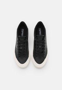 Esprit - SIMONA  - Sneakers laag - black - 5