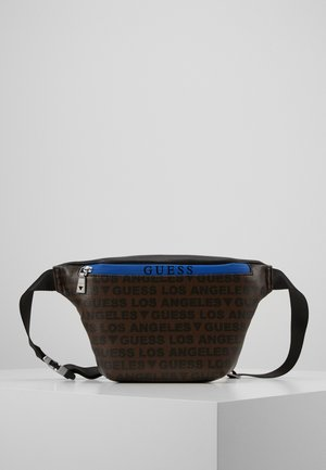 DAN BUM BAG - Bum bag - brown