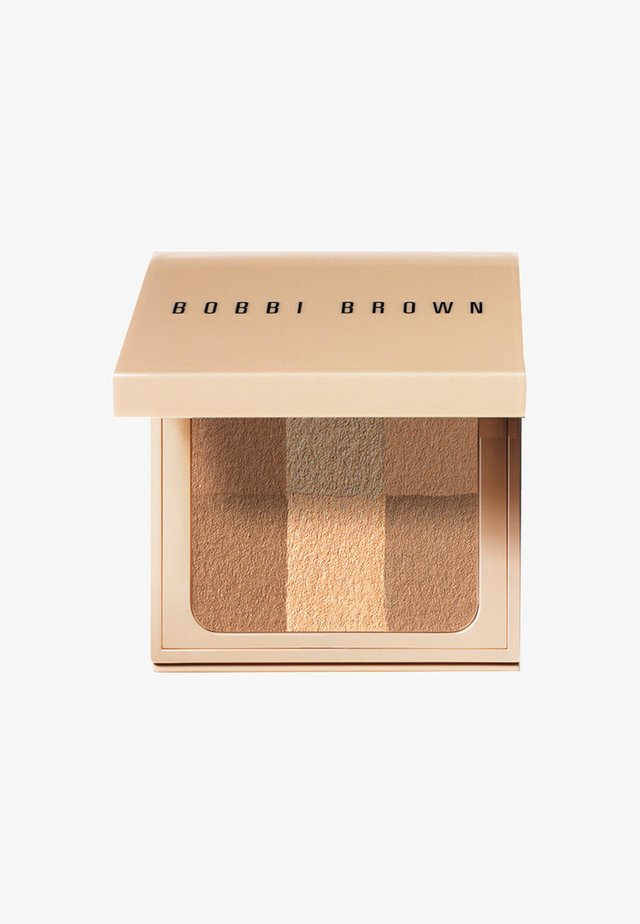 NUDE FINISH ILLUMINATING POWDER - Highlighter - golden