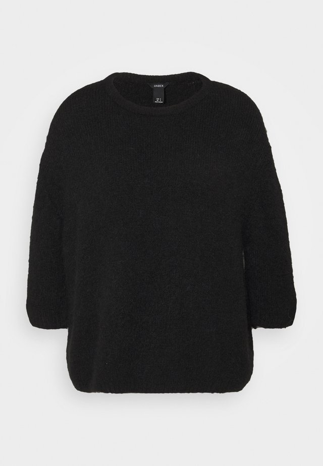 EDINA - Jumper - black