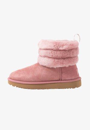 FLUFF MINI - Winter boots - pink dawn