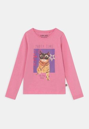 SMALL GIRLS - Long sleeved top - sachet pink