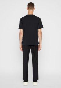 J.LINDEBERG - JORDAN - Print T-shirt - black - 2