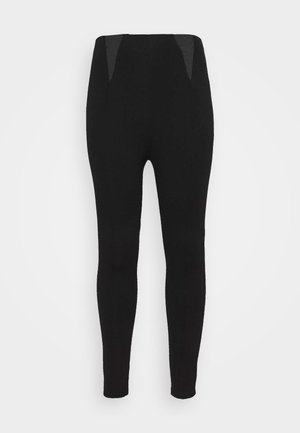 SHAPER - Leggingsit - black