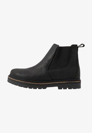 STALON - Classic ankle boots - black