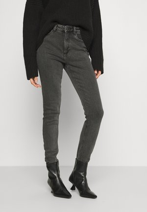 NMCALLIE - Jeans Skinny Fit - black