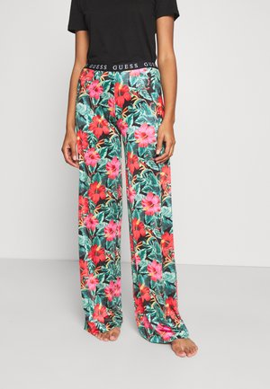 PANTS - Pyjama bottoms - red