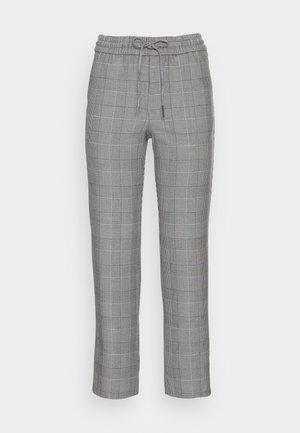 VMEVANA STRING PANT - Trousers - grey/ black/ white