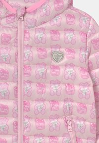 Guess - PADDED HOOD UNISEX - Winter jacket - pink - 2