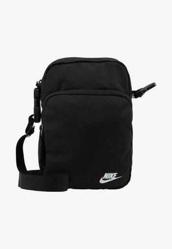 HERITAGE UNISEX - Across body bag - black