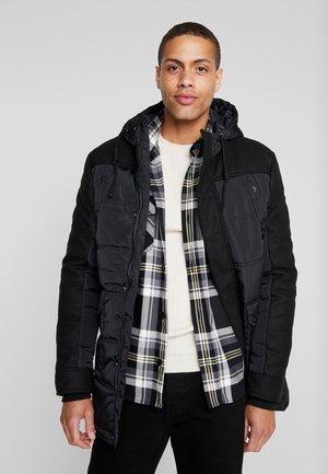 EVEREST - Short coat - black