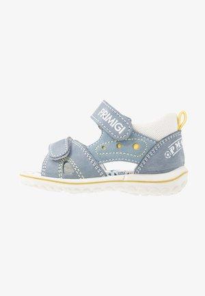 Sandals - avio/azzur