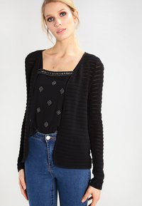 ONLY - ONLCRYSTAL - Cardigan - black - 0