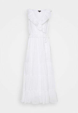 NINA DRESS - Denní šaty - white