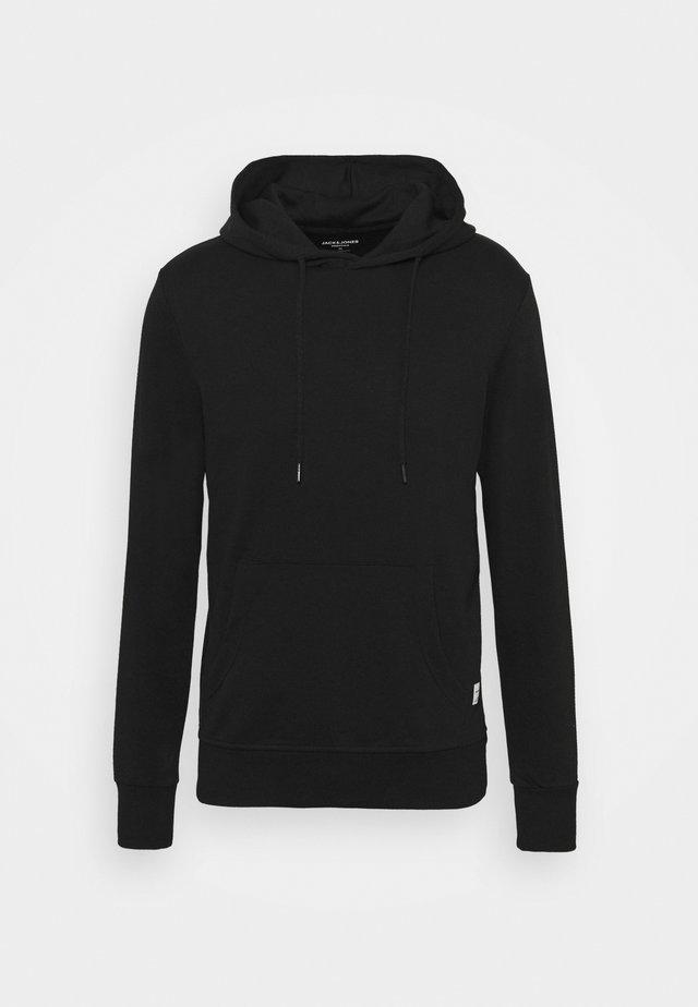 JJEBASIC HOOD  - Sweatshirts - black