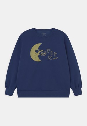 UNISEX - Sweater - deep blue/bamboo yellow