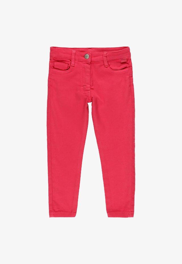 Pantalon classique - magenta