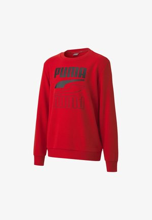 REBEL  - Sweatshirt - high risk red