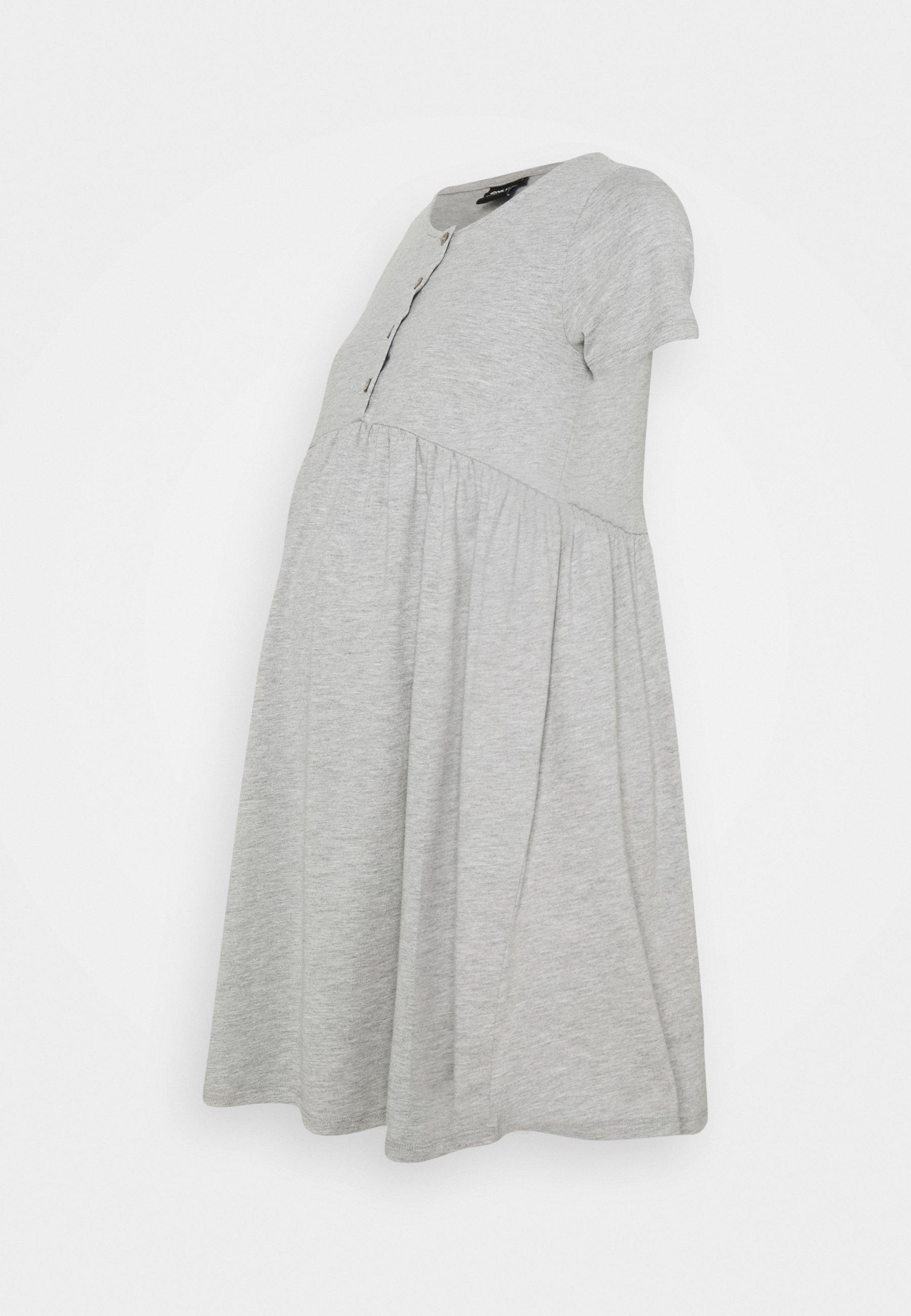 Femme OLMLILLI BADYDOLL DRESS - Robe en jersey