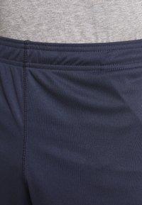 Reebok - SHORT - Pantalón corto de deporte - dark blue - 3