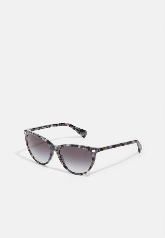 Sonnenbrille - havana black