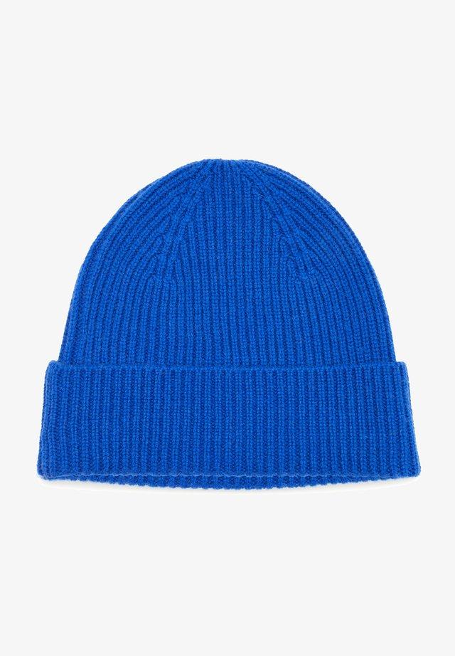 Beanie - royal blue