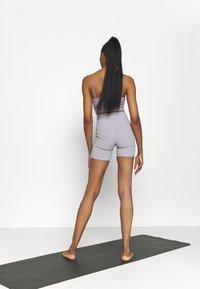 Cotton On Body - POCKET BIKE SHORT - Leggings - quail - 2