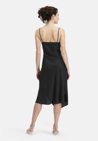 Nicowa - AMONA - Cocktail dress / Party dress - schwarz - 1