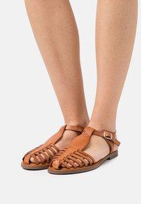 Musse & Cloud - TULE - Sandals - brown - 0