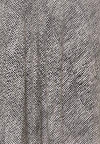 Marc O'Polo PURE - ALINE SKIRT - Áčková sukně - black/white - 2