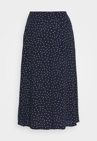 GAP - CIRCLE SKIRT - Jupe trapèze - navy - 3