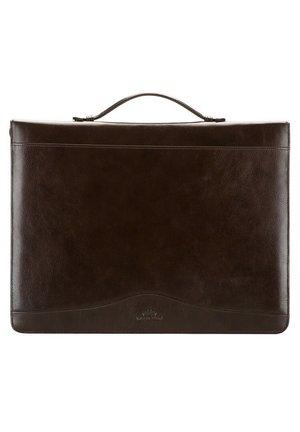 ITALY - Briefcase - braun