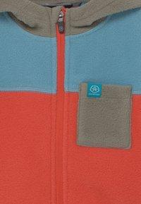 Color Kids - MINI UNISEX - Fleece jacket - delphinium blue - 2