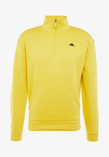 GREETER - Sweater - sulphur