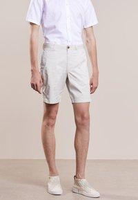 J.CREW - STRETCH - Shorts - stone - 0