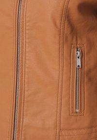 b.young - BYACOM JACKET - Faux leather jacket - trush - 2